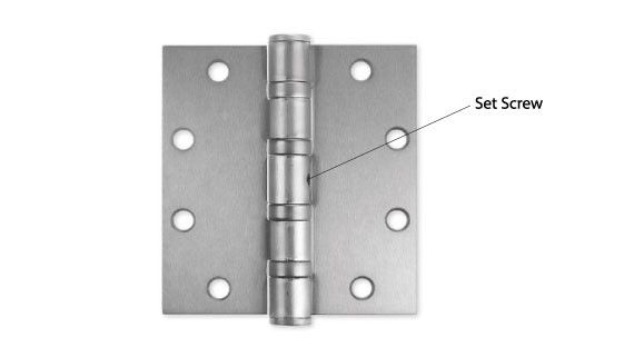 Commercial Door Hinges Butt And Continuous Hinges