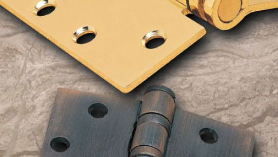 Door Hardware Finishes