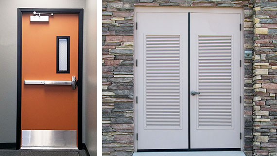 Commercial Hollow Metal Doors