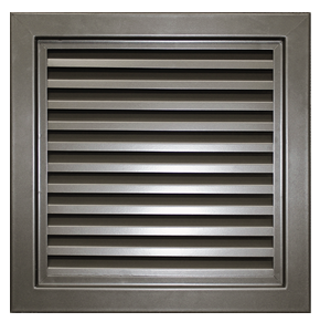 Commercial Door Louver