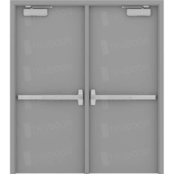 Hollow Metal Double Door