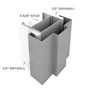 ac23b303e3a1 KD - Knocked Down Hollow Metal Drywall Frame