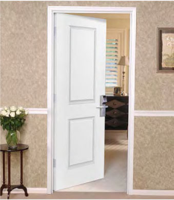 Commercial Wood Panel Doors