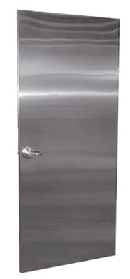Stainless Steel Hollow Metal Door