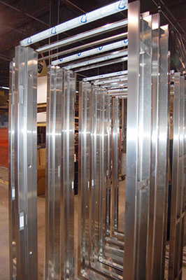 Stainless Steel Frames
