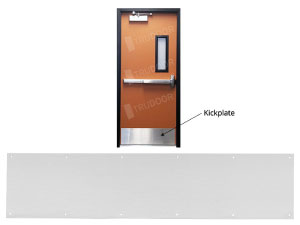 Commercial Door Kick Plates