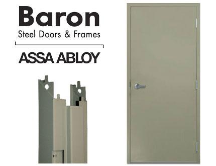 Baron Commercial Hollow Metal Doors & Frames