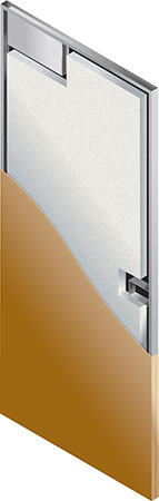 Curries 707 Series Hollow Metal Door