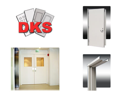 DKS Commercial Hollow Metal Doors & Frames