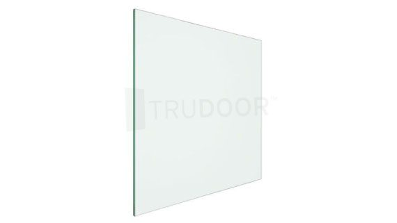 Clear Tempered Glass for Doors