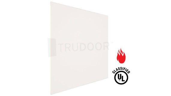Clear Fire Rated Glass for Doors