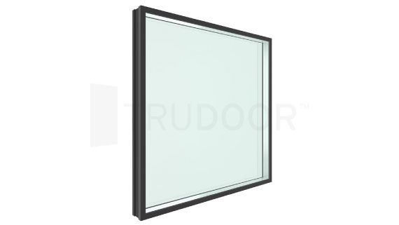 Insulated Glass for Exterior Doors