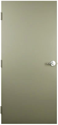 Flush Hollow Metal Door
