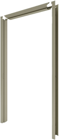 KD Hollow Metal Door Frame