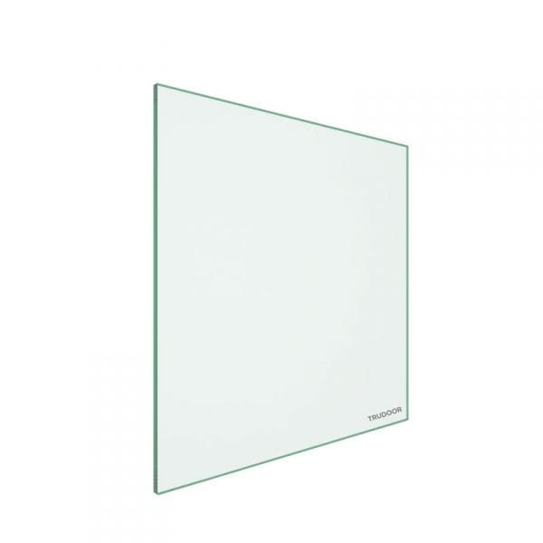 1 4 Thick Clear Tempered Glass For Commercial Doors