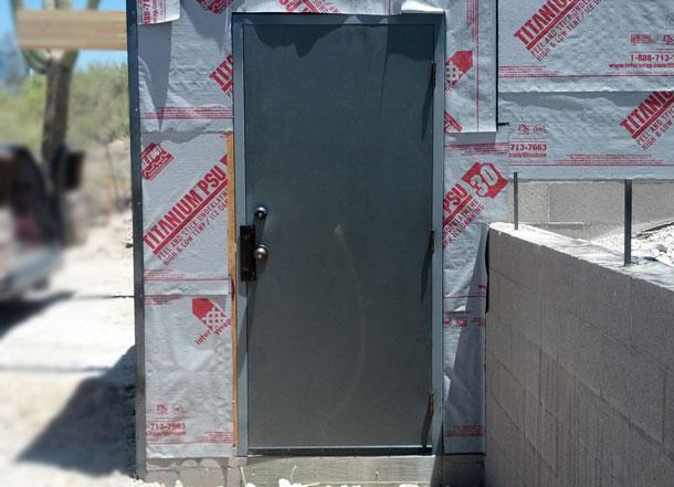 Garage Man Door Installation