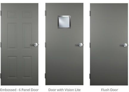 Arizona Hollow Metal Doors