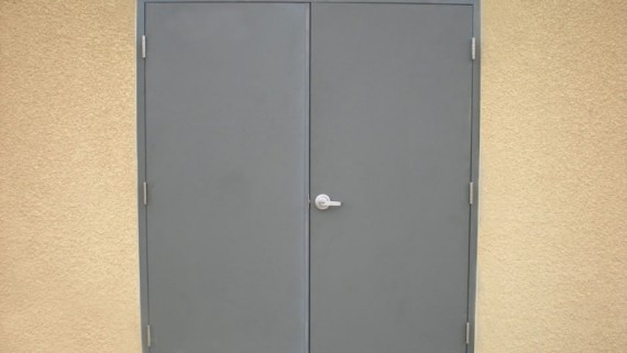 all doors with glass flush doors