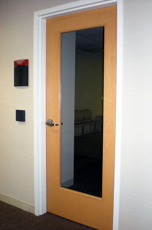 Commercial door photo gallery - Commercial interior doors with window ...