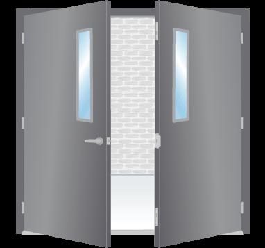 Similiar Industrial Commercial Metal Doors For Closet Keywords