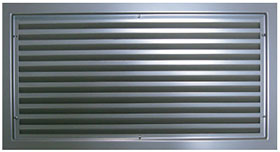 Metal Door with Louver  sc 1 st  Trudoor & Hollow Metal Doors with Louvers Doors with Vents pezcame.com