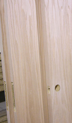 Flush solid core commercial wood doors for Flush solid core wood interior doors