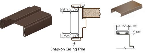 timely door frames pocket trim kit single drawing