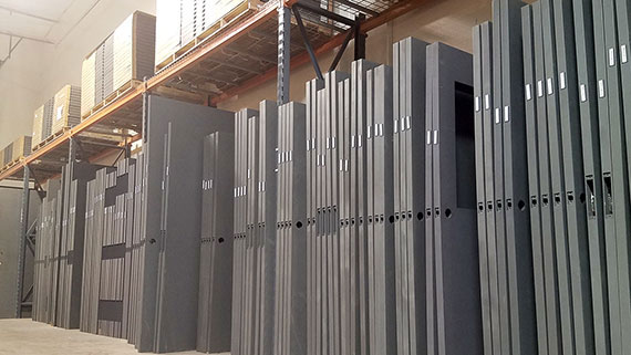 Large Inventory of Hollow Metal Doors
