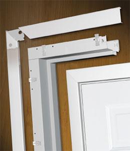 timely prefinished steel door frames - Door Picture Frame