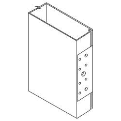 Flush Commercial Hollow Metal Doors Industrial Steel Doors